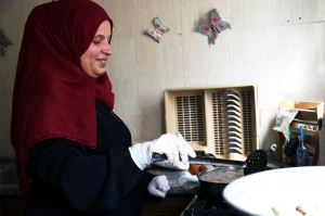 Asma cooking