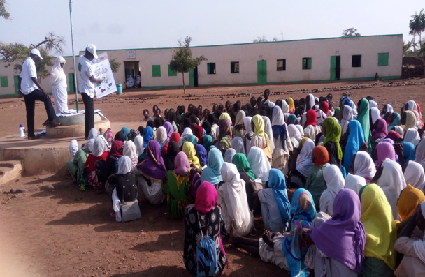 Hygeine and sanitation education for school children