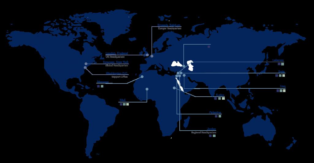 NEF Global Map 2021_Map