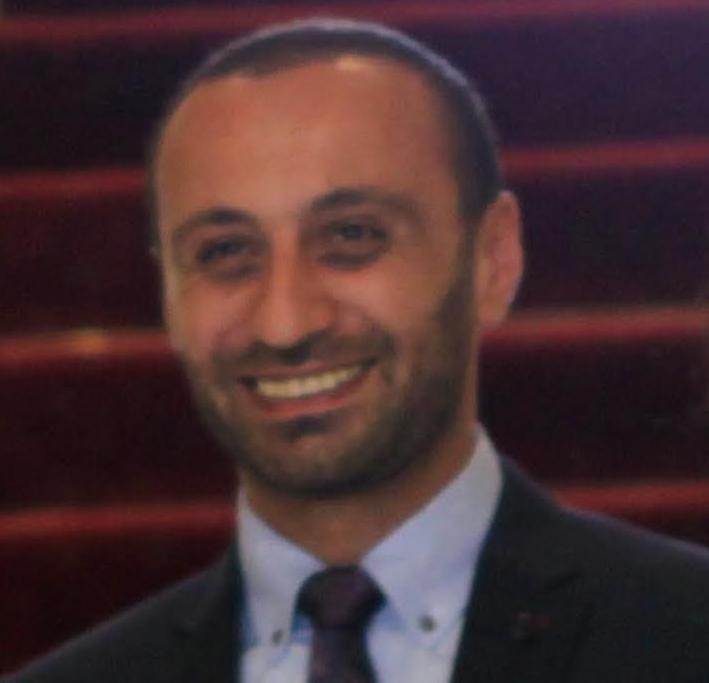 Rabih Yazbeck : Programme Director, NEF UK