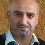 Salah Abu-Eisheh : Country Director, Palestine, and Regional Program Coordinator for the Middle East