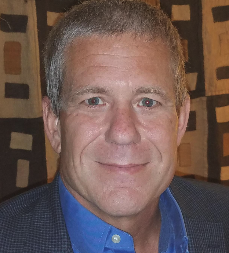 Phil Oldham : Senior Director of Business Development