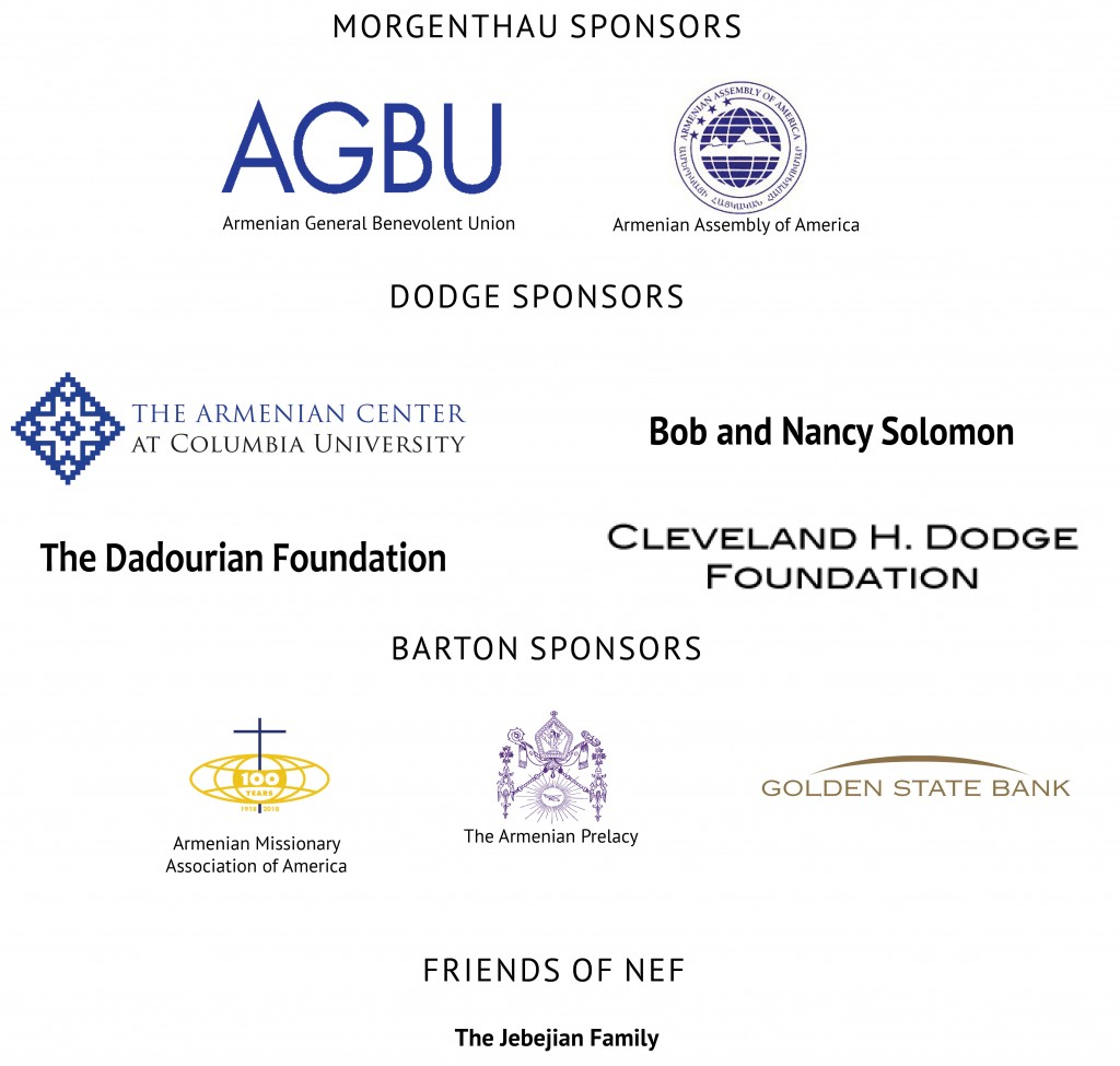 Sponsor Logos Event Website