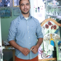 Read About Jalal: Artist and Activist