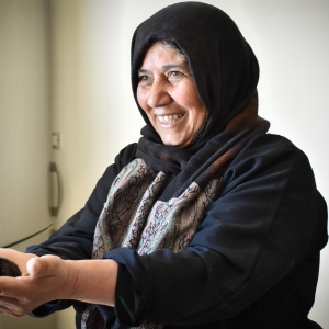 Rebuilding A Lost Business: Fatima