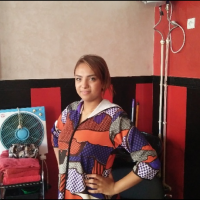 (Video) Click to learn why Yasmina is an NEF Hero