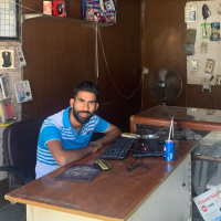 (Profile) Yousef Hassan